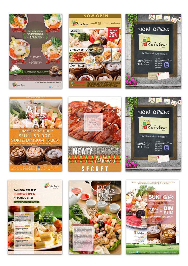 portofolio sws digital agency rainbow kitchen