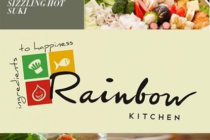 Rainbow Kitchen