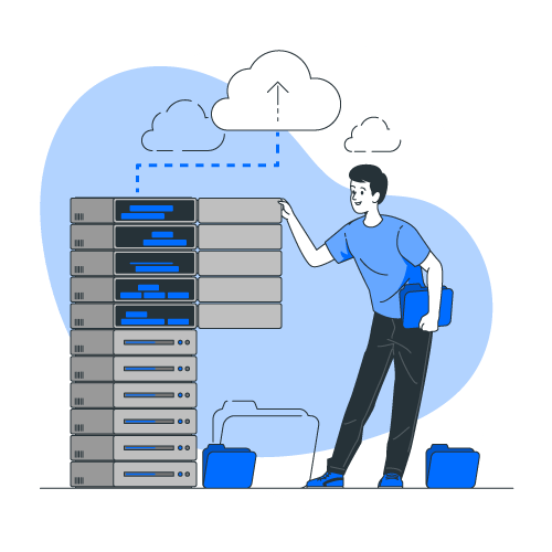 server and cloud management near singapore