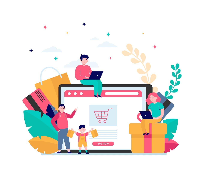 How To Design a Success Online Shop