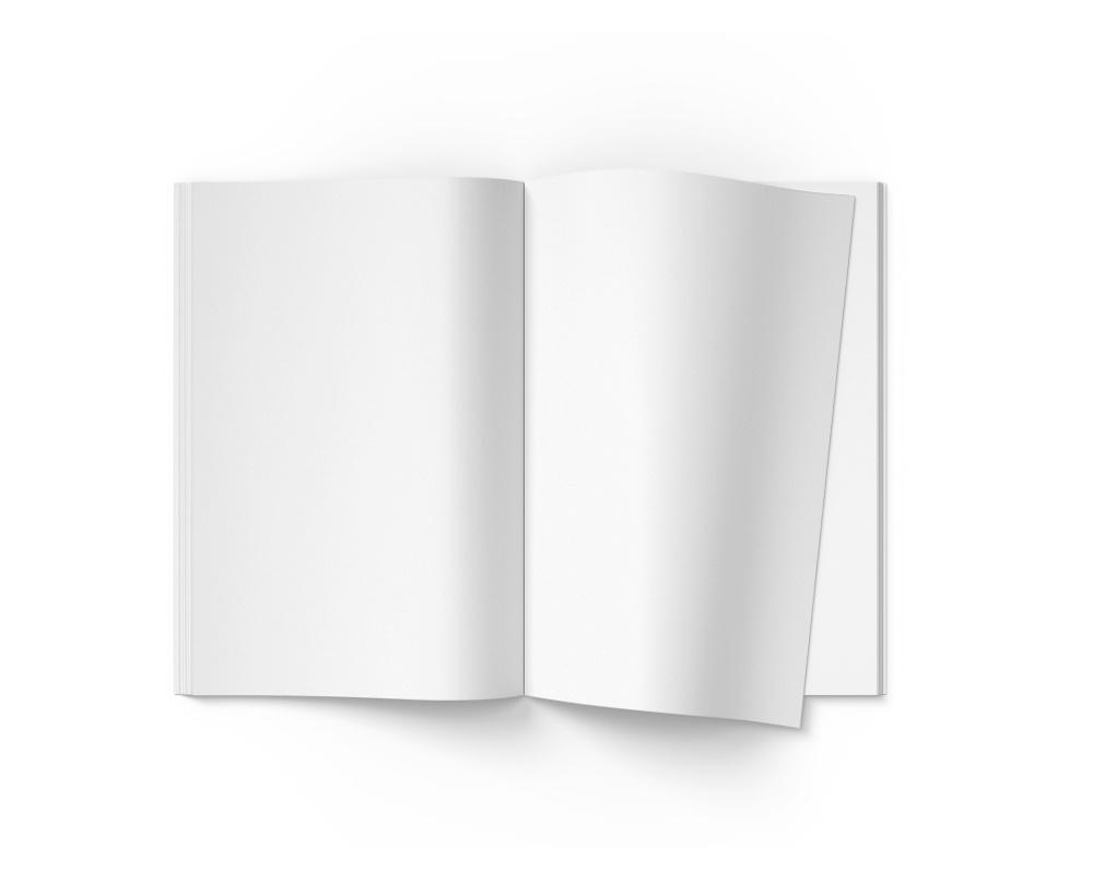 Cetak-katalog menggunakan offset printing