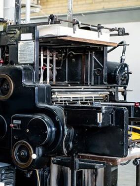 mesin percetakan