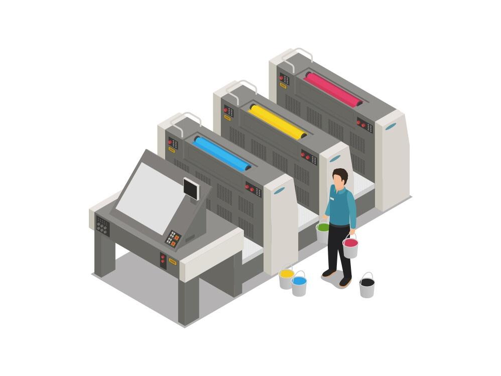 operator offset printing di batam