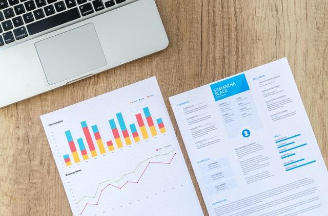 bisnis online desain CV