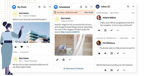 hootsuite digital marketing tools