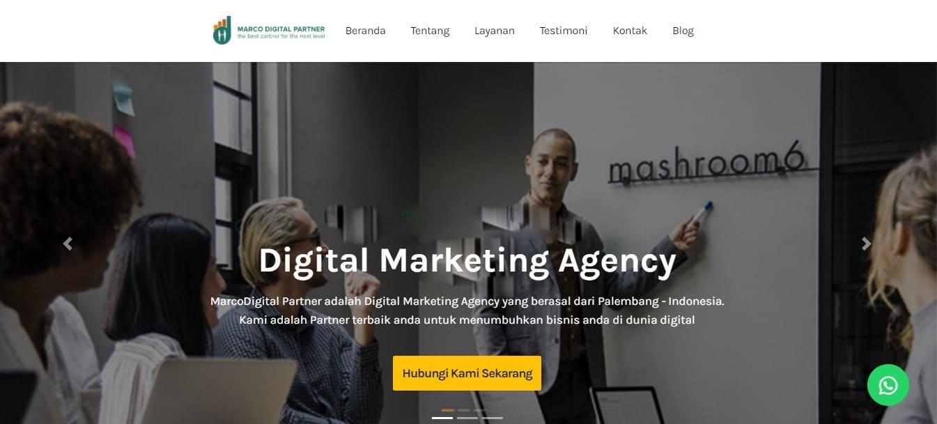 Digital Agency di Palembang