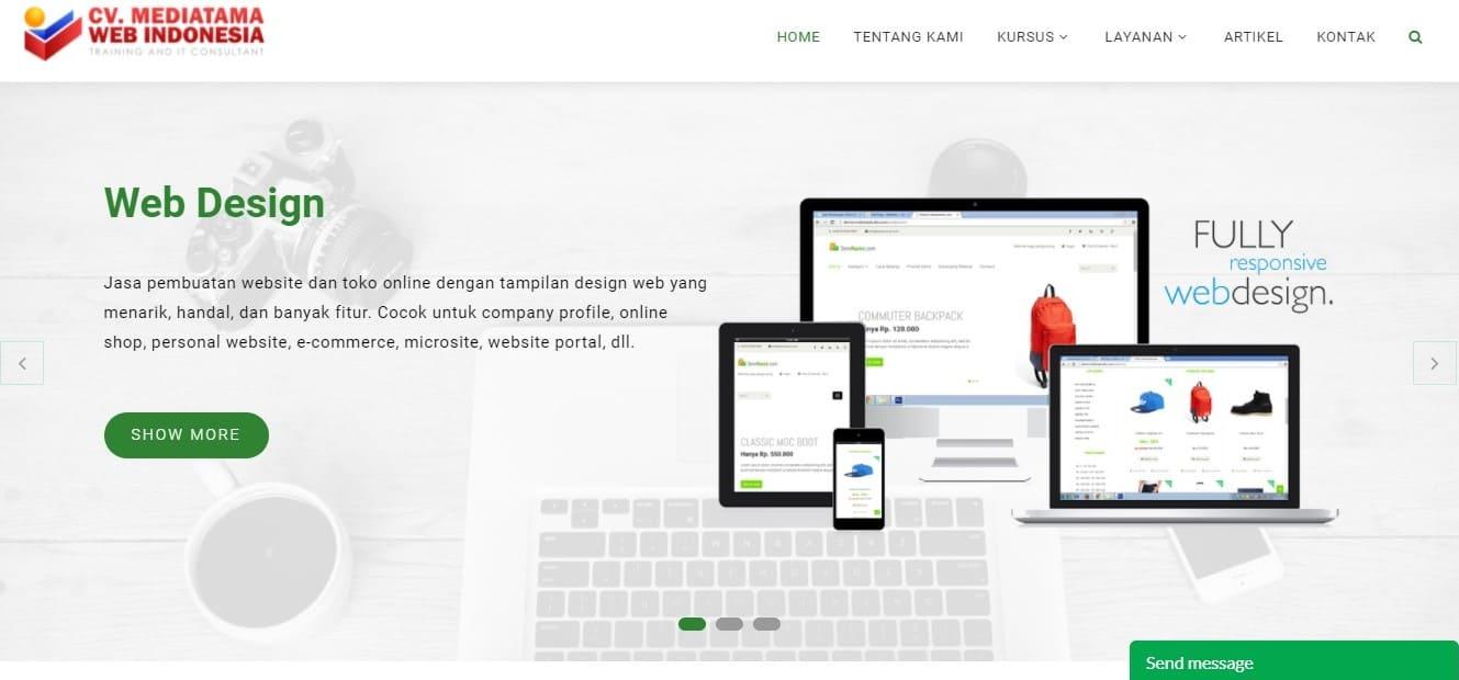 Digital Agency di Padang
