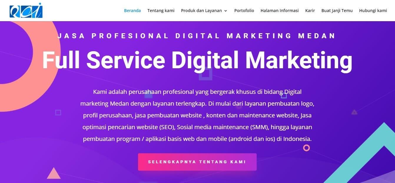 Digital Agency di Medan